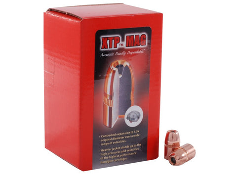 Hornady XTP Mag Bullets 45 Caliber (452 Diameter) 300 Grain Jacketed Hollow Point Magnum (50pk)