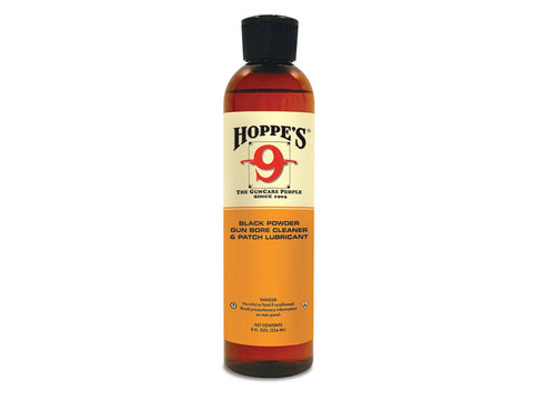 Hoppe's #9 Black Powder Bore Cleaning and Patch Lubricant 8 oz