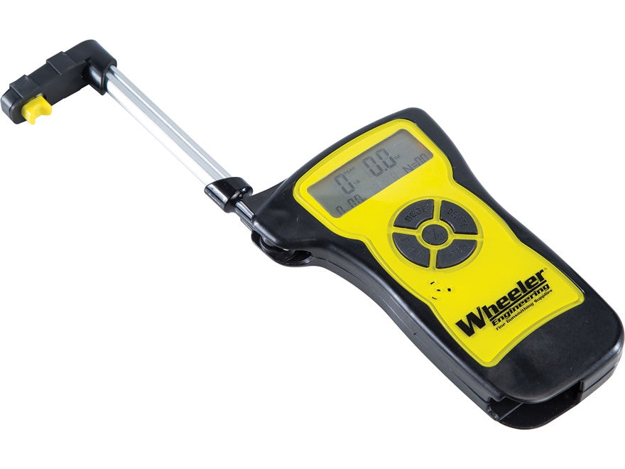 Wheeler Engineering Professional Digital Trigger Pull Gauge (710904)