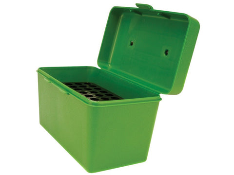 MTM Deluxe Flip-Top Ammo Box with Handle 270 Winchester, 30-06 Springfield, 8x57mm Mauser 50-Round