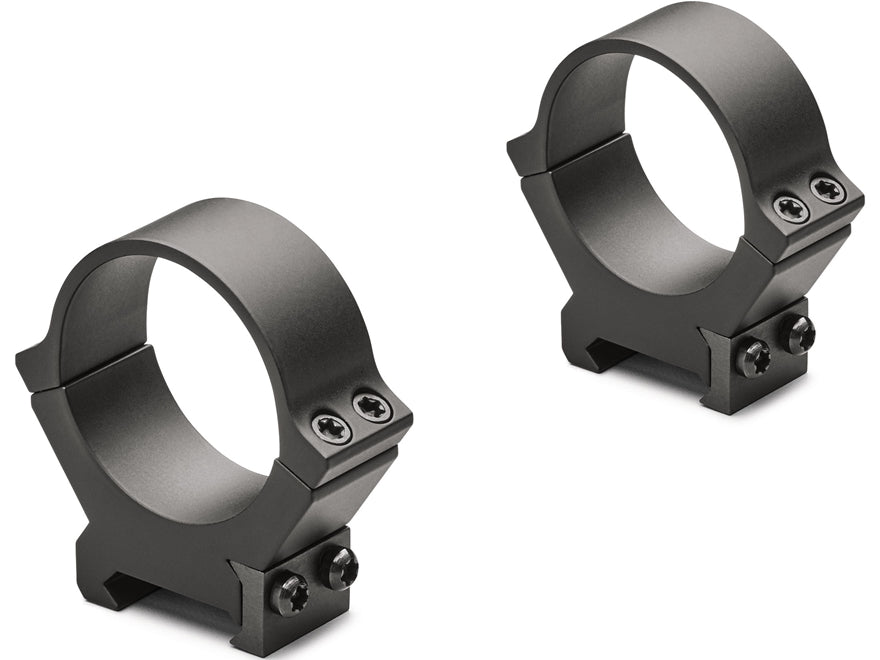 "Leupold PRW2 (Permanent Weaver-Style) Rings 1"" Low Matte (174079)"