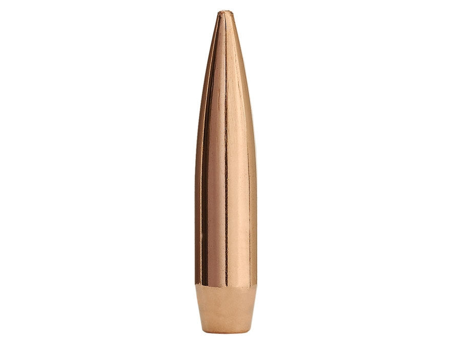 Sierra MatchKing Bullets 243 Caliber, 6mm (243 Diameter) 107 Grain Hollow Point Boat Tail (100Pk)
