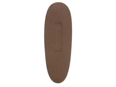 "Pachmayr RP200 Sure Grip Rifle Recoil Pad 1/2"" Medium with Stippled Face Brown"