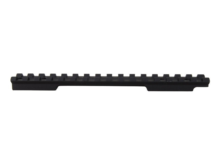 EGW 1-Piece Picatinny-Style Base Savage 10 Through 16 Round Rear, Short Action 0 MOA Matte