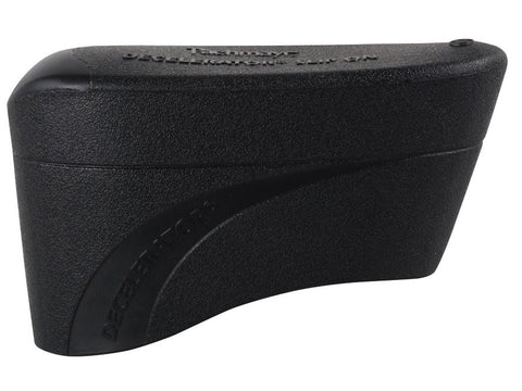 "Pachmayr Decelerator Recoil Pad Slip-On 3/4"" Thick Rubber Medium Black"