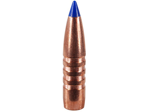 Barnes Tipped Triple-Shock X Bullets 270 Caliber (277 Diameter) 130 Grain Spitzer Boat Tail Lead-Free (50pk)
