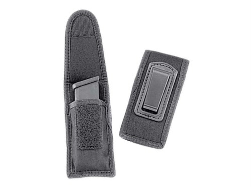 Uncle Mike's Undercover Single Magazine Pouch with Belt Clip