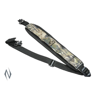 Butler Creek Comfort Stretch Rifle Mobuc Camo Sling & Swivels (181017)