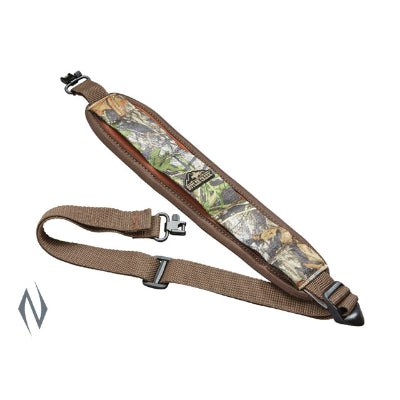 Butler Creek Comfort Stretch Rifle Moob Camo Sling & Swivels (181018)