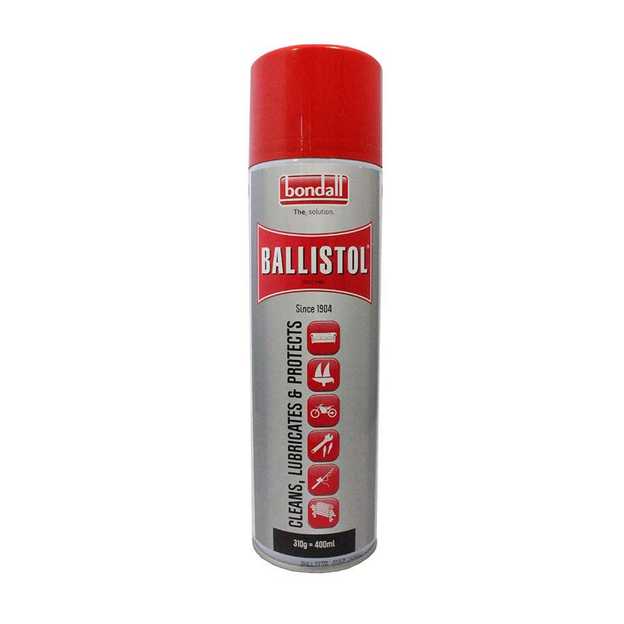 Ballistol Aerosol Cleaner, Lubricant & Protectant Large 310g/400ml