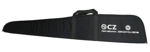 Rebel Gun Works Black CZ/Brno Soft Gun Bag with Pocket 48""