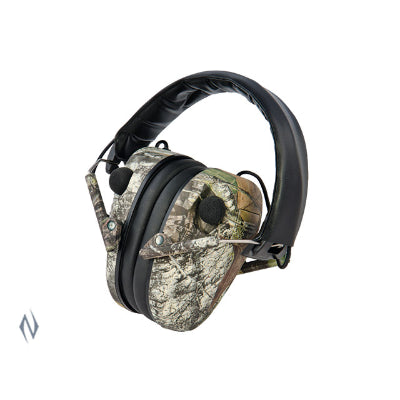 Caldwell Camo E-Max Low Profile Electronic Earmuffs
