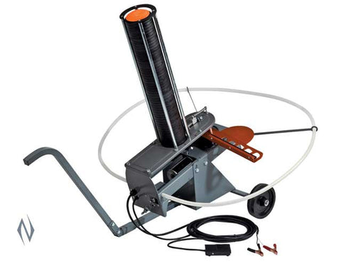"Champion Trap Wheelybird Autofeed Clay Target Thrower (40909) - <font color=""red"">NOT IN STOCK</font>"