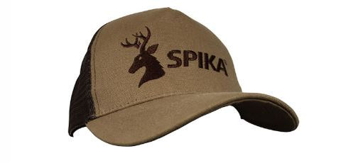 Spika Truckers Cap Brown (GTC-001)