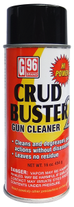 G96 Crud Buster Polymer Safe Firearm  Cleaner (13oz)