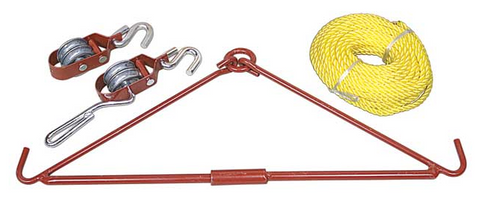 Allen Takedown Gambrel and Hoist Kit - RN