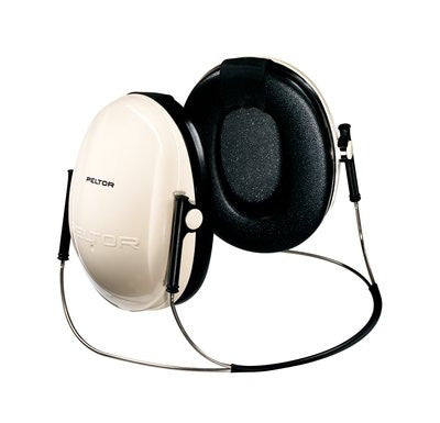 Peltor 3M H6B 290 Behind-the-Head Earmuffs