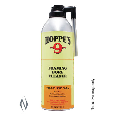 Hoppe's No.9 Foaming Bore Cleaner 12oz (HP908)