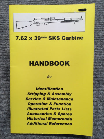 """7.62x39mm SKS Carbine Handbook"" by Ian Skennerton"