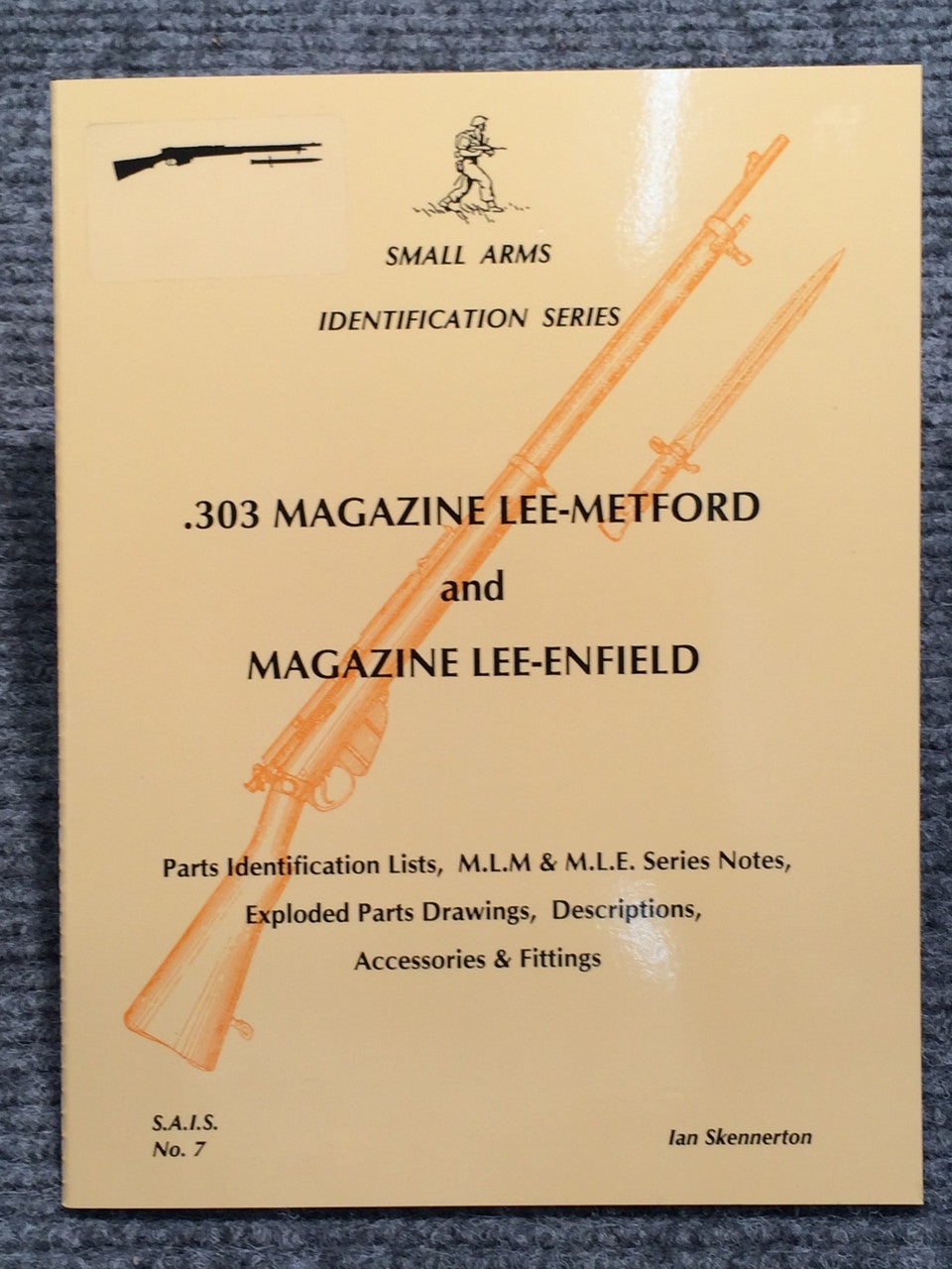 """303 Magazine Lee-Metford and Magazine Lee-Enfield Identification"" by Ian Skennerton"