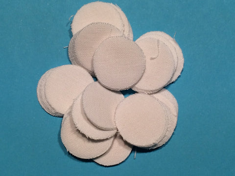 "Pedersoli Muzzleloading Round Ball Patches .45 Cal to .50 Cal 0.012"" Thickness (100pk)"
