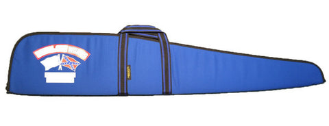 Rebel Gun Works Blue Soft Gun Bag 44""
