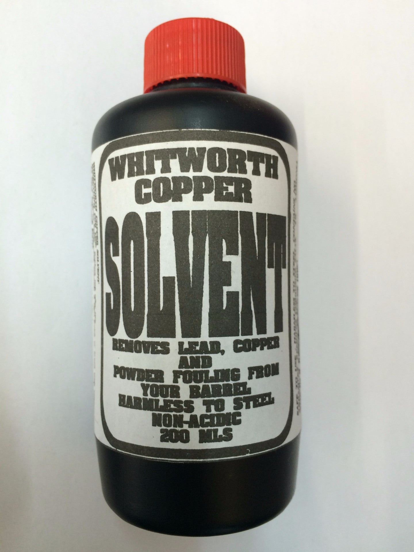 Whitworth Copper Solvent (200ml)