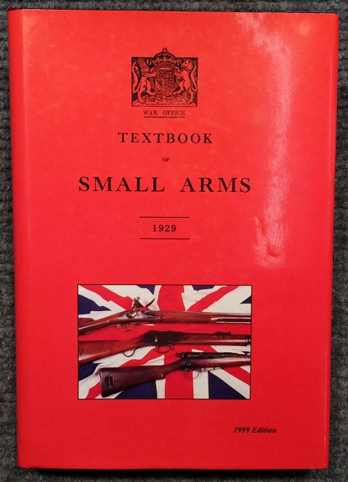 Textbook of Small Arms 1929 Reproduction