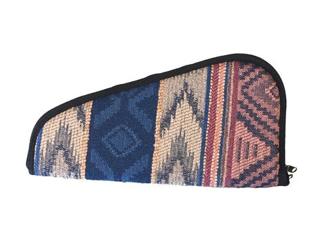 "Aussie Sports Inca Pattern Handgun / Pistol Case 15"" (INCABAG15)"