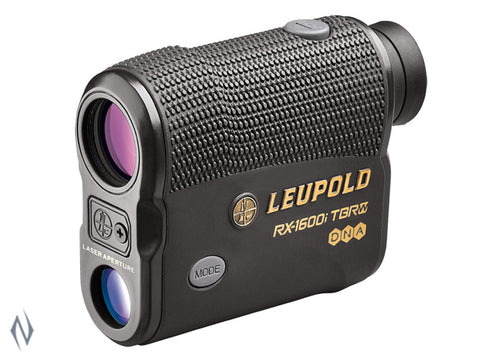 Leupold RX-1600i TBR/W DNA Laser Range finder 6x Black & Grey OLED(173805)