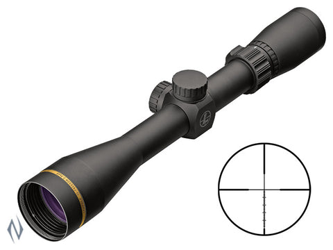 Leupold VX-Freedom Rimfire Rifle Scope 3-9x40mm Matte (174181)