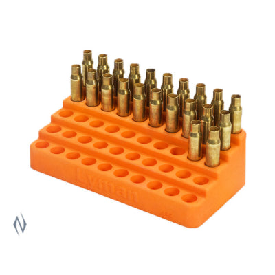 Lyman Bleacher Block Loading Block / Reloading Tray  50-Round Plastic .565 (Belted Magnum)