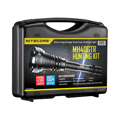 Nitecore Multi Task MH40GTR Flashlight Hunting Kit