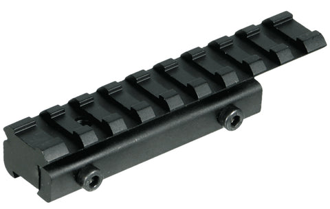 Leapers UTG Tactical .22 / Airgun Mount with Picatinny / Weaver Rail (MNT-PMTOWL)