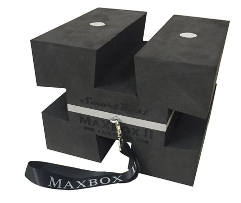 SmartRest Max-Box II Magnetic Foam Gun Rest