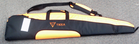 "Tikka Premium Gun Bag Black & Orange 52"" (FOTIKKA17)"