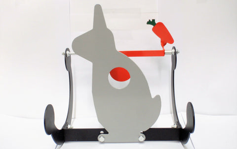 Alcock & Pierce Rocking Airgun Target - Rocking Rabbit
