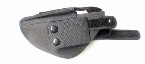 Used Unknown Holster Right Hand Nylon Black (SPART1028)