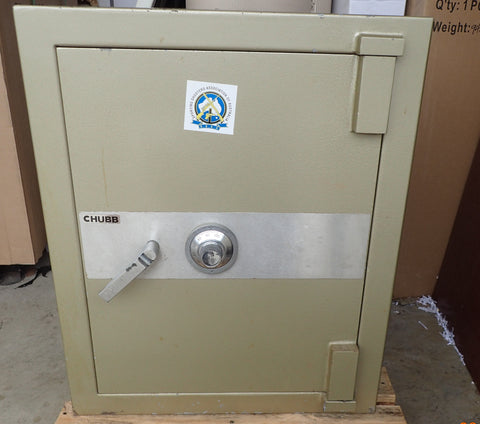 Used Chubb Commercial Document/Pistol Safe