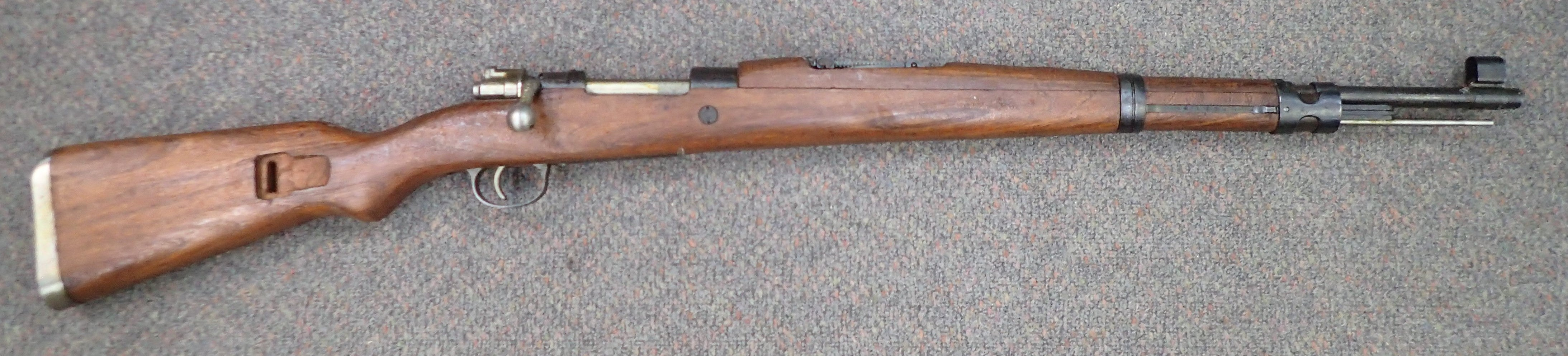 Mauser yugo m48 Collecting and