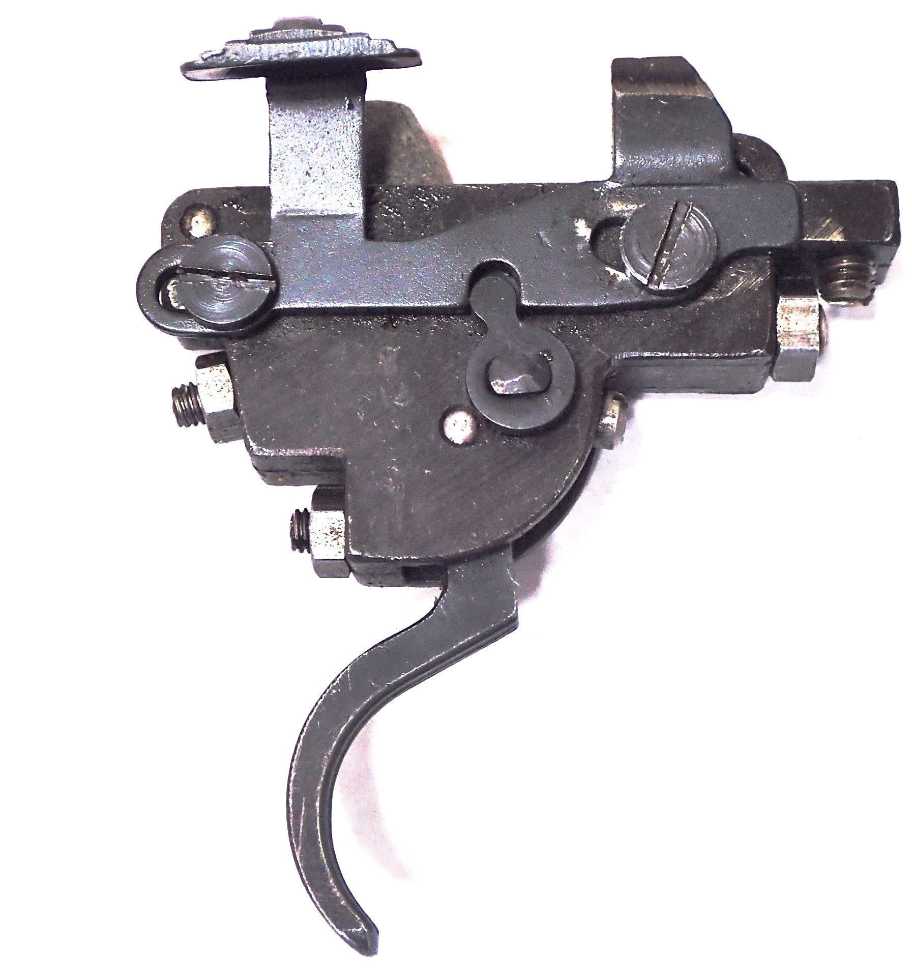Used Zastava Mini Mark 10 Trigger Assembly
