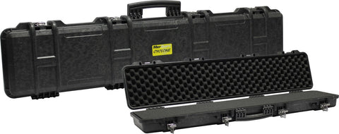 "Pro-Tactical Max Guard Cyclone 48"" Rifle Hard Plastic Case (Black)"