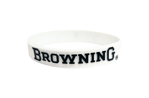 Browning Rubber Wrist Band (RZBRABRG)