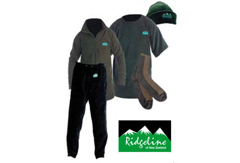 Ridgeline Top-to-Toe Country Winter Clothing Pack 3XL Olive
