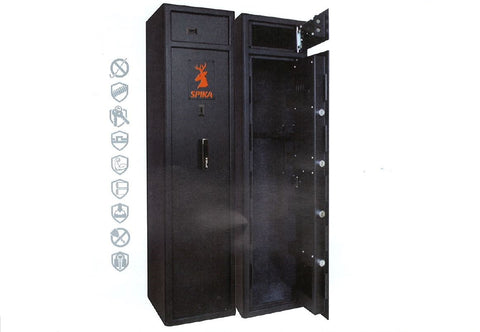 Spika S2 Medium 6  Gun Safe