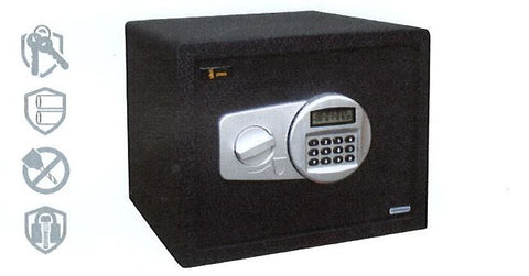 Spika SP Medium Electronic Pistol Safe