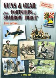 """Guns & Gear of Sparrow Force"" DVD"