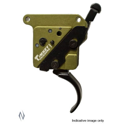 Timney Trigger to suit Remington 700 Elite Hunter Thin With Safety Left Hand (LH)