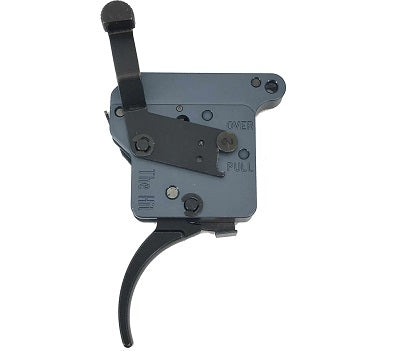 Timney Trigger THE HIT to suit Remington 700 Blued Curved With Safety (THEHIT)