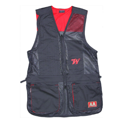 Winchester AA Mesh Shooting Vest Right Hand Large